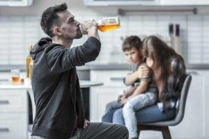 Алкоголизм в стрессе