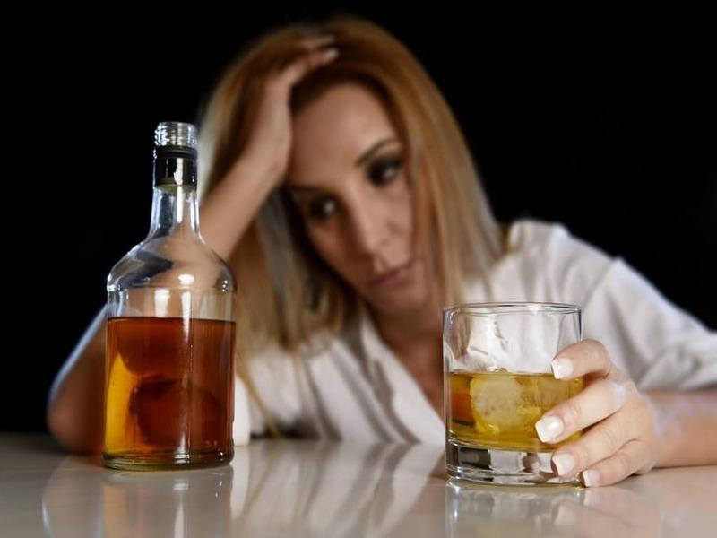 Женский алкоголизм Балашиха