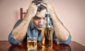 Алкоголизм на ранней стадии